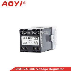 Image 5 - 블로우 성형기 용 AOYI ZKG 2A 전압 조정기 ZKG 2000 제어 트라이 액