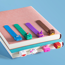 3D Animal Bookmark Kids 3D Bookmarks for Reading Books Creative Book Page Marker