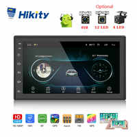 Hikity Android 8.1 Auto Radio Stereo GPS Navigation Bluetooth wifi Universal 7 ''2din Auto Radio Stereo Auto Multimedia-Player