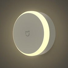 Xiaomi LED Corridor Night Light Body Motion Sensor for Children Kids Infrared Remote Control Night Light Smart Home Night Lamp yeation body motion sensor magnetic led night light smart home night lamp