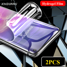 25D Front+Back hydrogel film for samsungS10 S10plus S7 S7edge S8 S8plus screen protector samsung S9 S9plus Note8 Note9 10pro