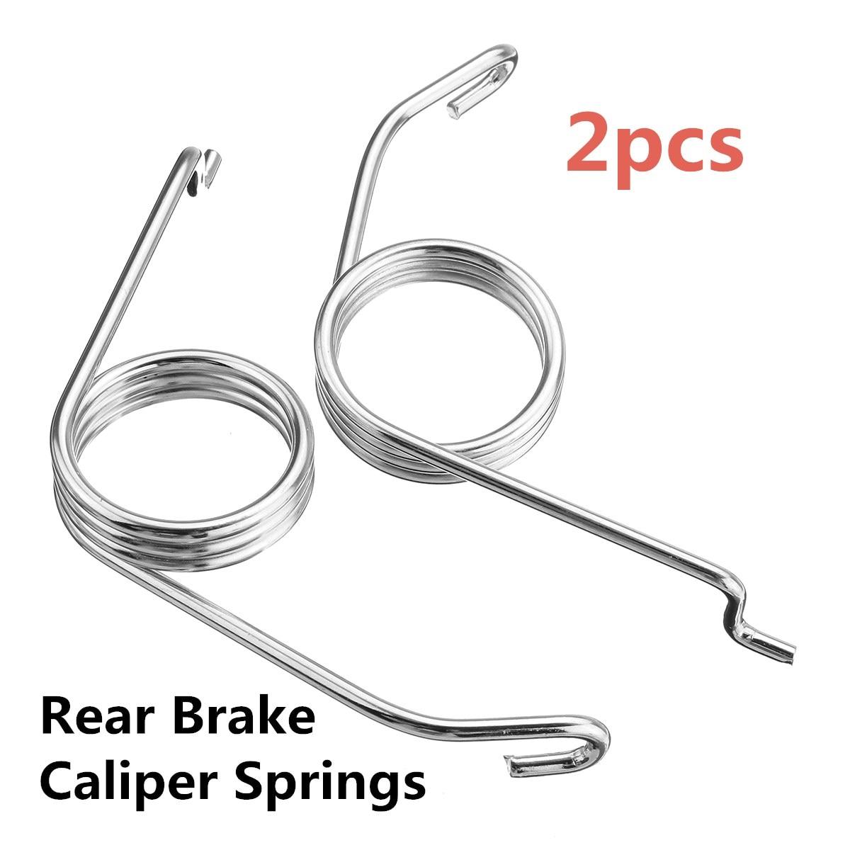2pcs Car Rear Brake Caliper Springs WHC01212N 2230121 For VW Golf MK4 1998-2004
