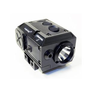 Image 2 - ドロップ無料グロックピカティニーグリーンレーザーサイト戦術ledライトガングリーンレーザーライトコンボレーザーライトコンボ
