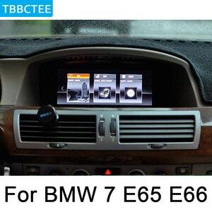 Для BMW 7 серии E65 E66 2001 ~ 2008 CCC Android мультимедийный видеоплеер автомобильный Радио Авто Стерео gps карта медиа Navi навигация