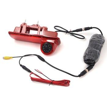 Car Rear View Brake Light Backup Camera for 2014 Opel Vivaro / 2014 Trafic Auto Parking Reverse Backup Camera