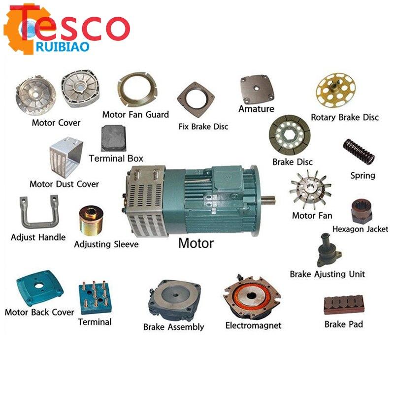 12v Brushless Electric DC AC Motor 22kw 25kw 30kw 35kw 40kw 50kw 65kw 75kw 80kw 90kw 100kw 7.5 60 70 100 Kw For Elevators