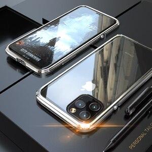Image 5 - Armor Metal Aluminium Frame Case Voor Iphone 11 Pro Max Case Heavy Duty Bescherming Cover Voor Iphone 11 Pro Case X Xr Xs Max Coque
