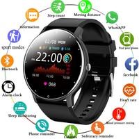 LIGE Neue Smart Uhr Männer Und Frauen Sport uhr blutdruck Schlaf Überwachung Fitness tracker Android ios schrittzähler Smartwatch