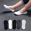 Следуй за ногами спортивные носки мужские беговые невидимые мужские носки мужские 5 пар противоскользящие носки мужские силиконовые одноц...