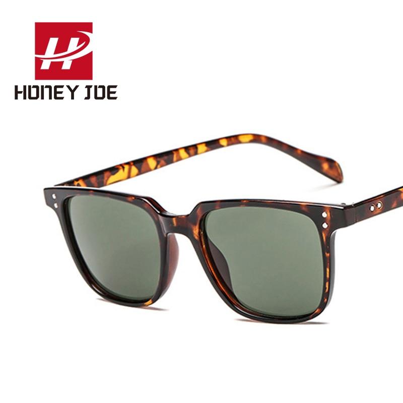 Мужские и женские солнцезащитные очки, роскошные квадратные солнцезащитные очки в стиле авиатор, Винтажные Солнцезащитные очки высокого к...