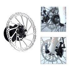 Тормозное колесо складной велосипед круглая пластина однодисковая Шестерня цепное колесо кривошипное кольцо из нержавеющей стали