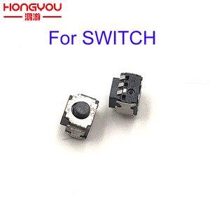 Image 3 - 10pcs Micro Switch L R Button for Nintend Switch LR Button Press Microswitch for Switch NS Joy con Joystick
