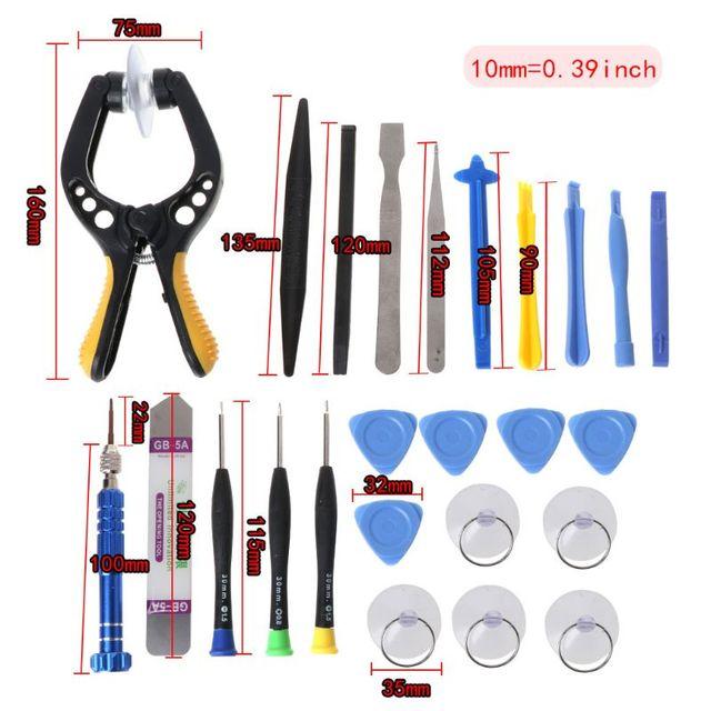 Réparation démontage outils tournevis ensemble Kit pour téléphone portable écran téléphone Mobile accessoires ensemble