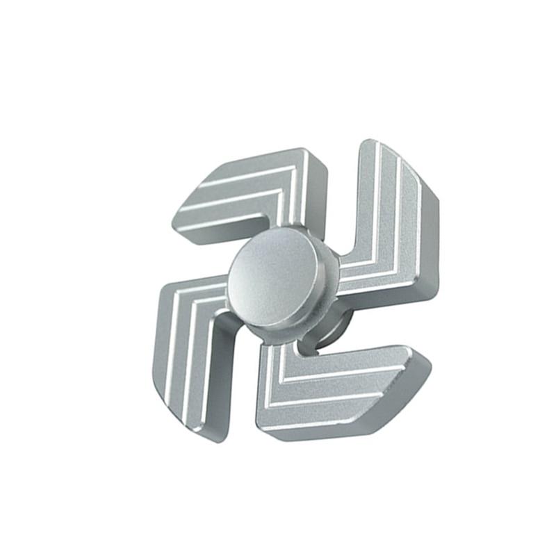 Spinner Toy Autism Anti-Stress Swastika Finger Children Manji for Adult Gift img4