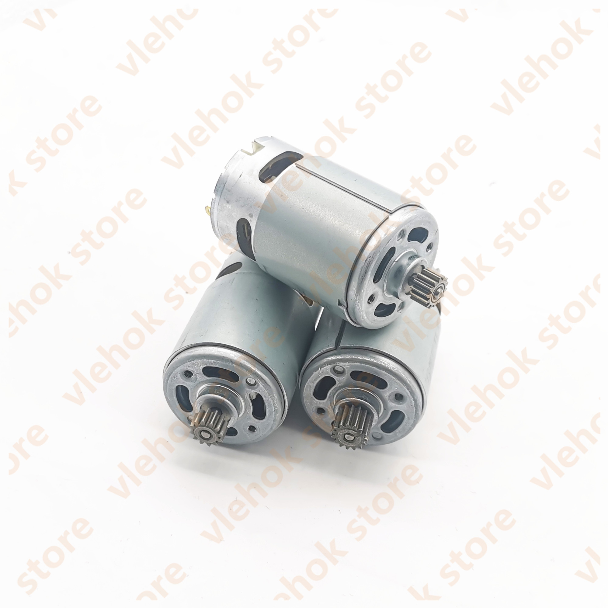 RS550 Motor 9T 11Teeth 13Teeth 14Teeth 15Teeth 10.8V 12V 14.4V 18V For BOSCH DeWALT HITACHI MAKITA METABO Milwaukee Hilti Ryobi