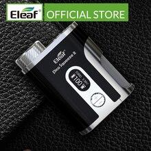 מקורי 100W Eleaf Mod תיבת פיקו לסחוט 2 mod עם 8ml בקבוק תיבת mod סיגריה אלקטרונית mod תיבה