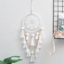 Dream Catcher Craft Bedroom Decoration Car Hanging Wind-Chimes Handmade Gift Atrapasueos