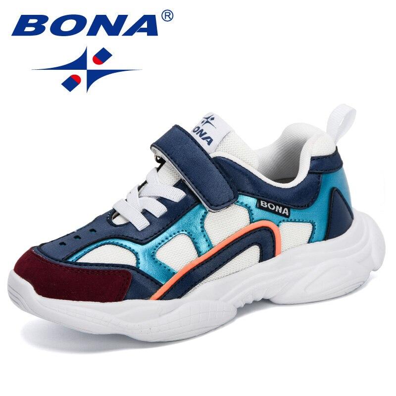 esporte sapatos meninos lazer formadores casuais respiravel 02
