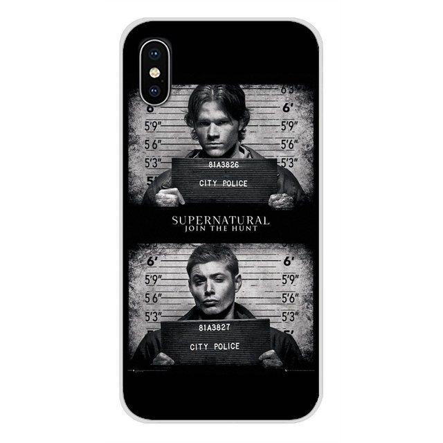 Supernatural Phone Cases For Samsung Models