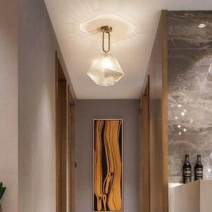 Image 3 - הגעה חדשה LED תליון אורות מנורת מודרני בית תאורה מקורה מתקן זהב אור AC110 220V קפה חדר תליית מנורת בר אור