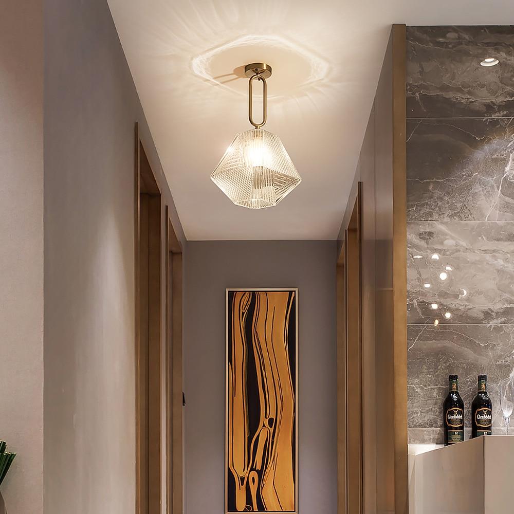 New Arrival Led Pendant Lights Lamp Modern Home Lighting Indoor Fixture Gold Light Ac110 220V Coffee