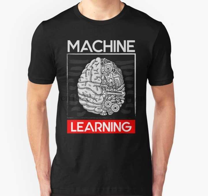 男性 Tシャツ機械学習 R ユニセックス Tシャツプリント Tシャツ Tシャツトップ