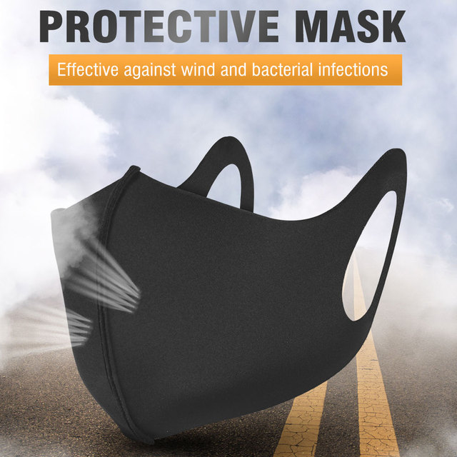 HEROBIKER Mondkapjes Motorcycle Mask Filter Face Shield Anit-fog Balaclava Anti-splash Dustproof Face Mask For Cycling Sport 5
