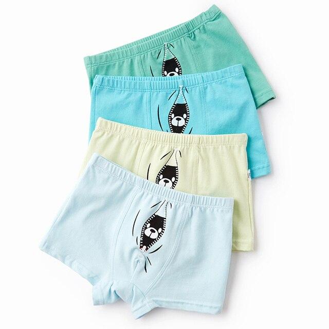 Boys Cotton Underwear Set  6