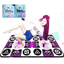Pad with Remote-Control Blanket-Mat Dancer Computer TV Slimming 11mm Human Double