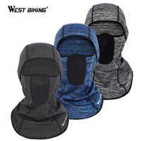 Inverno máscara de esqui térmica malha buraco ventilação à prova de vento ciclismo boné cachecol headwear bicicleta balaclava pesca correndo máscara facial