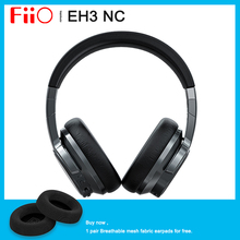 FiiO EH3 NC EH3NC Over Ear ADI Noise cancelling Bluetooth 5.0 Headphone support LDAC/aptX HD/One touch NFC/50hr Battery Life
