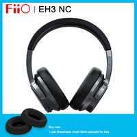 FiiO EH3 NC EH3NC Over-Ear ADI Noise cancelling Bluetooth 5.0 Headphone support LDAC/aptX HD/One-touch NFC/50hr Battery Life