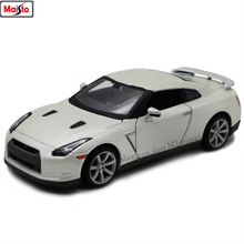 Maisto 1:24 NissanGTR3 simulation alloy car model crafts decoration collection toy tools gift maisto 1 24 1969 shelby 427 simulation alloy car model crafts decoration collection toy tools gift