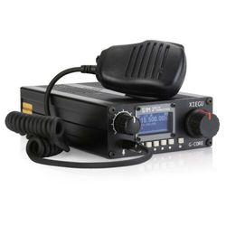 Новый XIEGU G1M SDR SSB/CW/AM 0,5-30 МГц мобильный радио HF радиоприемник приемопередатчика QRP