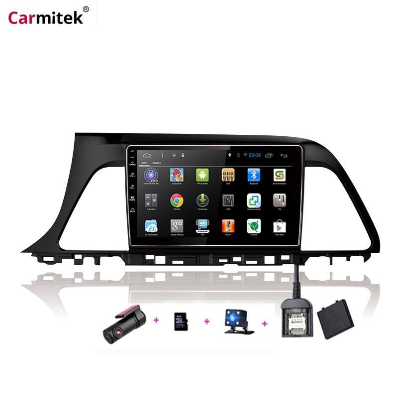 Carmitek New Style Multimedia Player Android GPS For Hyundai Sonata 9th Generation 2015 2016 2017 2018 2019
