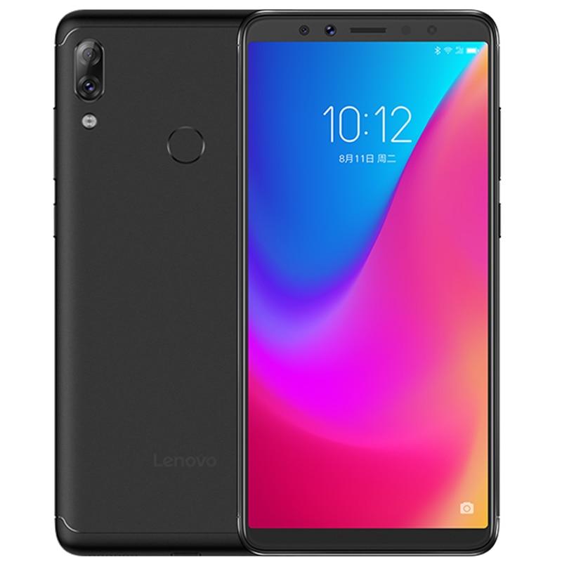 Version mondiale Lenovo K5 Pro 6GB 64GB noir Smartphone Snapdragon 636 Octa Core 16MP quatre caméras 5.99 pouces téléphone portable 4050mAh