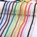 Хлопковая веревка 8 мм, шнур, экологически чистый витой веревка, высокопрочная нить, текстиль «сделай сам», тканая веревка, украшение для дом...