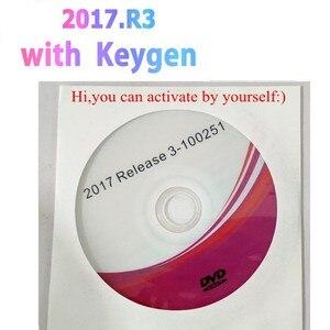 Image 2 - 2021 yeni varış VCI 2017.R3 Keygen vd tcs cdp Obd Obd2 teşhis aracı Delphis VD DS150E CDP Pro araba kamyon tarayıcı usb