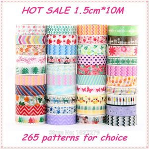 Image 5 - 527 designs 30pcs/lot hot sale floral,cartoon, black ,lover cat Washi Tape DIY masking  Adhesive washi Tape lot 10m,5m