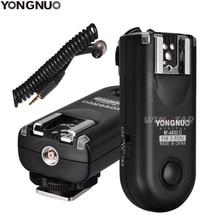 YONGNUO RF 603 II N1 วิทยุรีโมทคอนโทรลแบบไร้สายแฟลชสำหรับ Nikon D810A D810 D800E D800 D700 D500 D5 D4 D3 d850 D300S MC 30