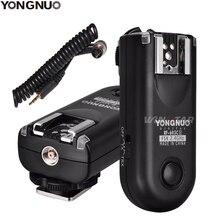YONGNUO RF 603 II N1 Radio Draadloze Afstandsbediening Flash Trigger voor Nikon D810A D810 D800E D800 D700 D500 D5 D4 D3 d850 D300S MC 30