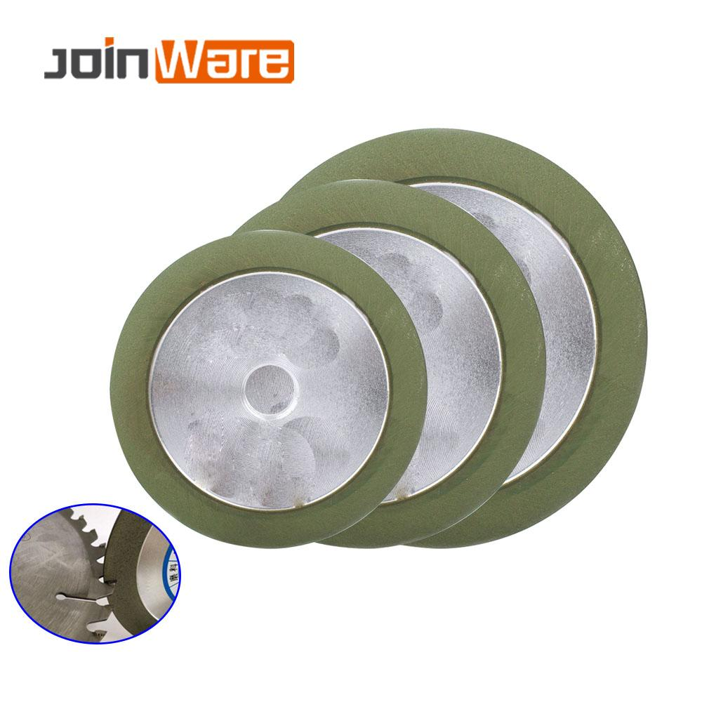 Diamond Grinding Wheel Cup Grinding Circle Grit 150 180 240 320 For Tungsten Steel Milling Cutter Tool Sharpener Grinder 1Pc