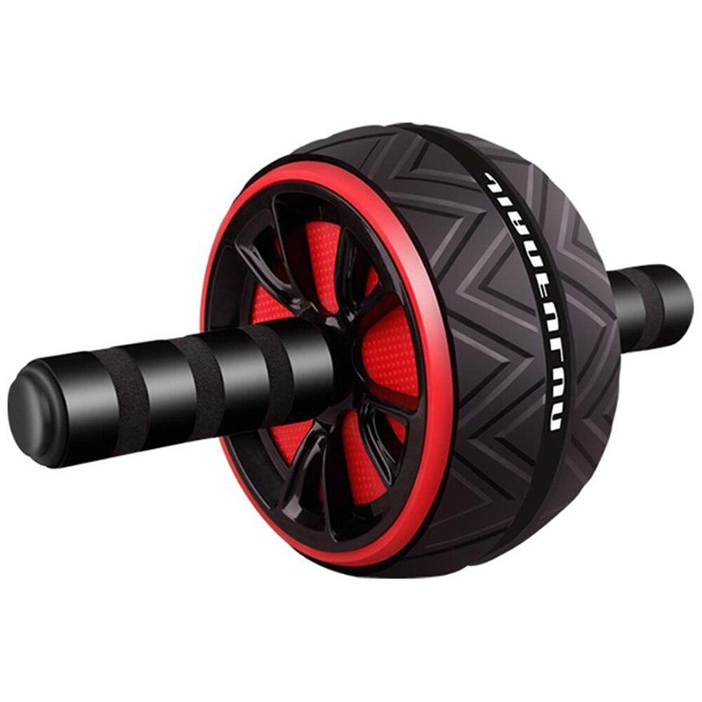 Músculo para Nenhum Roda de Fitness Equipamentos de Ginástica em Casa Rolo Grande Roda Abdominal Trainer Ruído ab Workout Treinamento Abs