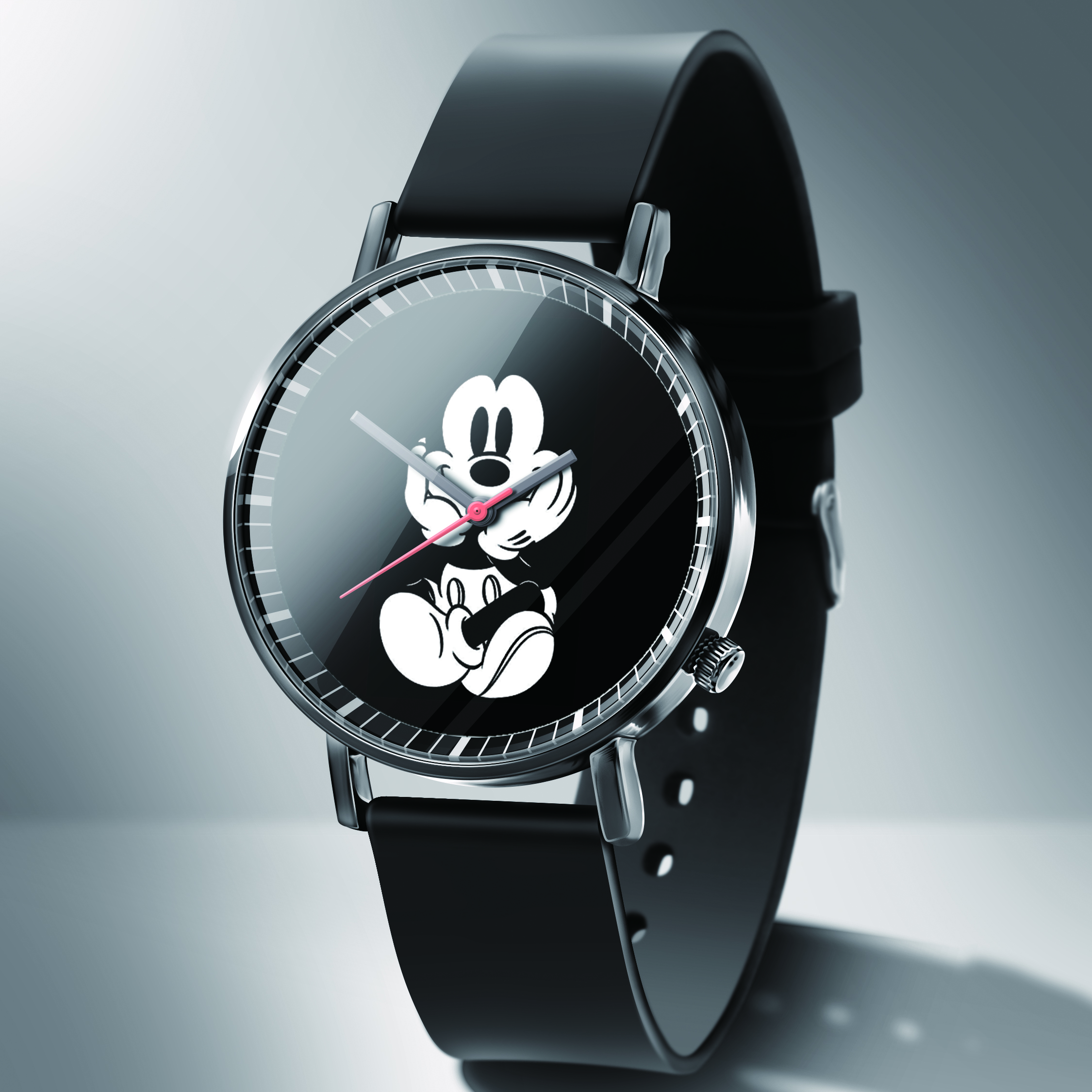 Relogio Feminin New Fashion Mickey Quartz Watches Women Men Watch Children Student Anime Cartoon Watches Reloj Mujer