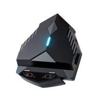Lingzha2 adattatore per convertitore Mouse per tastiera da gioco Wireless USB per giochi per telefoni cellulari Android che giocano per accessori di gioco PUBG
