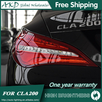 Tail Lamp For Benz W117 2014 2019 CLA180 CLA200 CLA300 Tail Lights Led Fog Lights DRL Daytime Running Lights Car Accessories