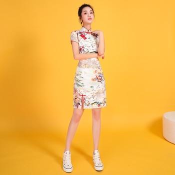 Chinese Tradition Dresses  Cheongsam Dress Qipao Elegant Women