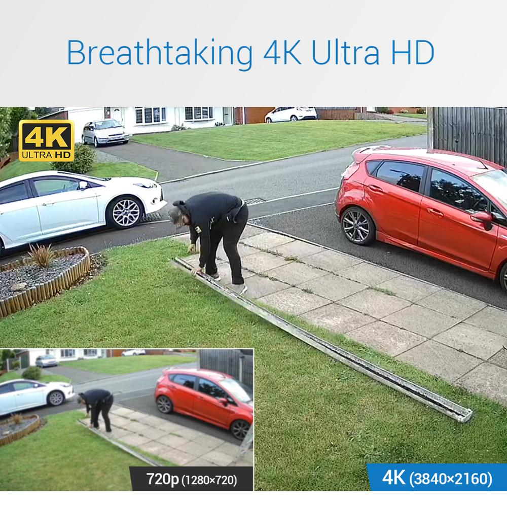 Hot Deals²ANNKE Video-Security-System DVR Surveillance-Camera-Kit CCTV Outdoor 8MP Weatherproof