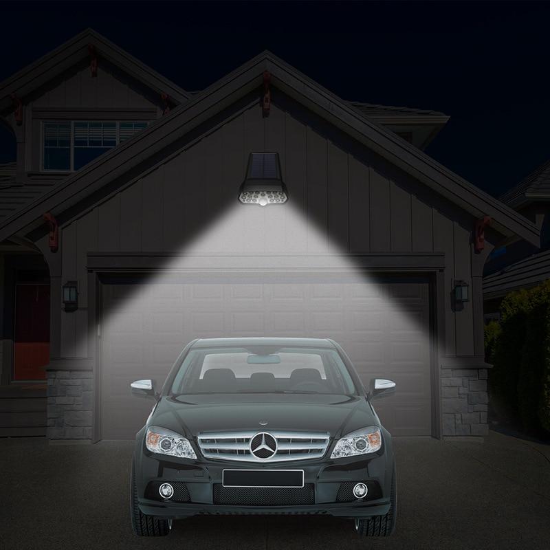 solar luz de emergência lâmpada quintal