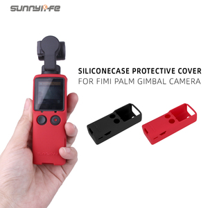 Sunnylife Silicone Protective Case Cover Accessories for FIMI PALM Gimbal Camera